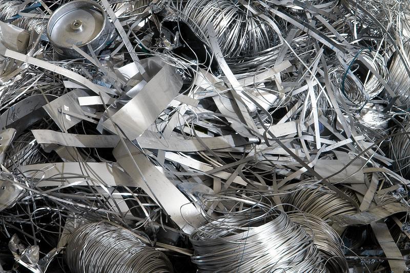 Купить Лом и отходы нержавеющей стали, а также стружку, трубы, нелеквидные материалы.