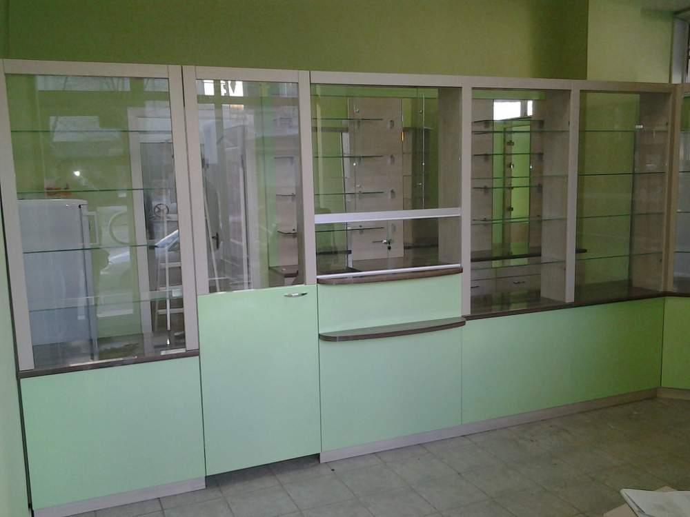 Comprar Los muebles farmacéuticos directamente de la producción.