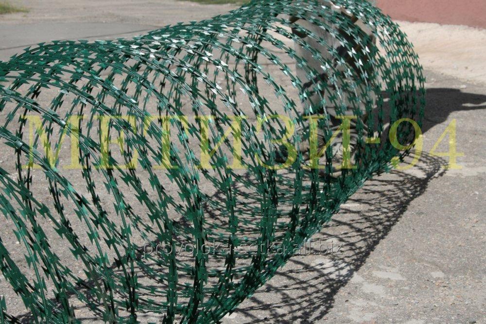 Купить Егоза КАЗАЧКА™ 450/3 c зеленым полимерным покрытием