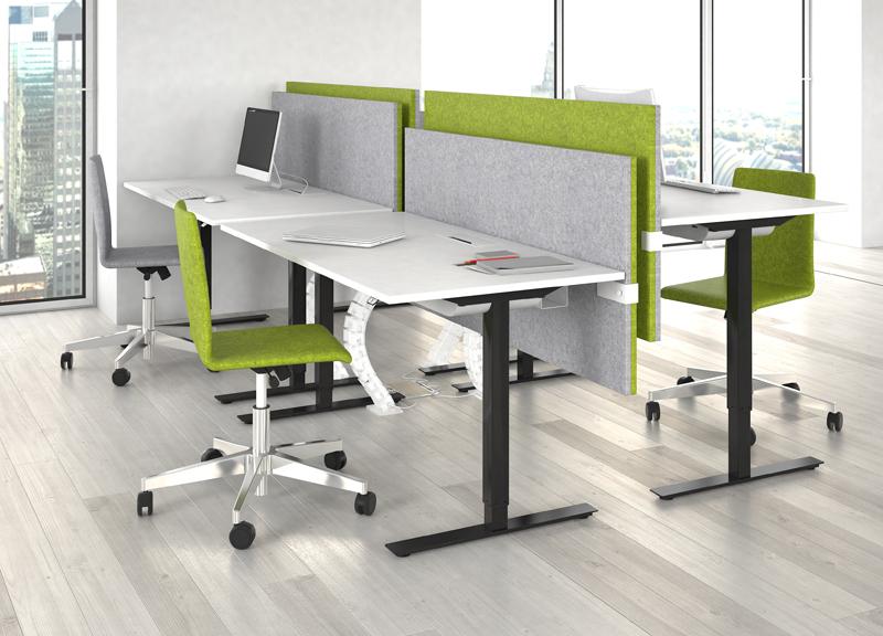 Система столов c электрической регулировкой высоты Narbutas  ONE и ONE+