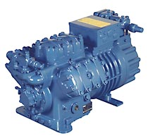 Buy Semi-hermetic piston compressor compressor FRASCOLD Z 40-154 Y