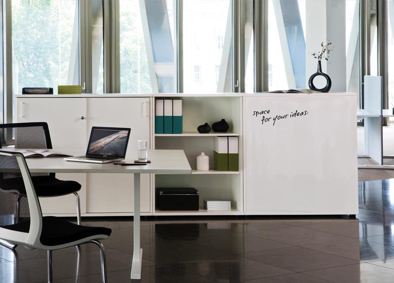Шкаф офисный Narbutas UNI