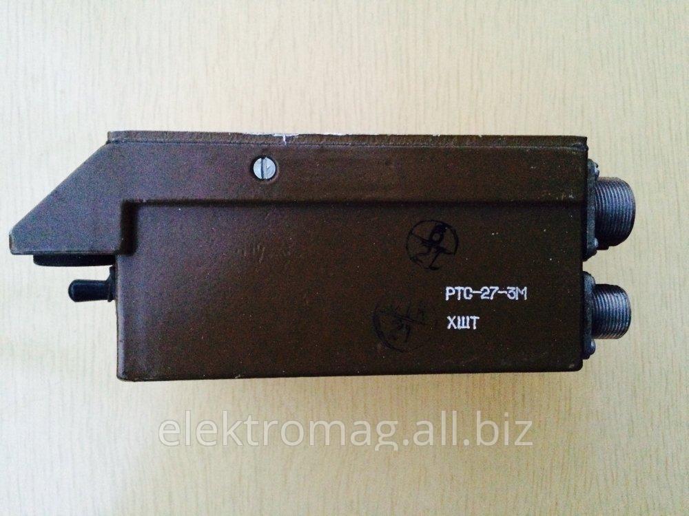 Регулятор  РТС-27-3А,РТС-27-3М,РТС-27-4А,РТС-27-4М