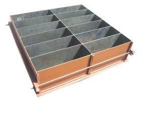 Купити Форми для бетону зі склопластику
