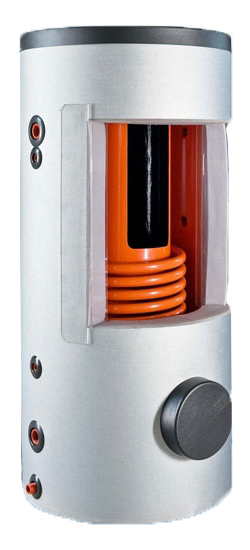 Купить Аккумулирующий бак Drazice NADO 1000/140 v2 с изоляцией LB PP 80