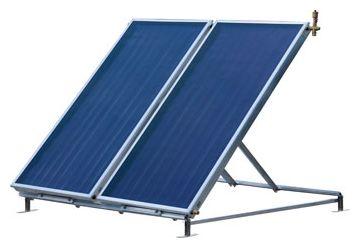 Купить Комбинированная система: грунтовый коллектор + солнечный коллектор