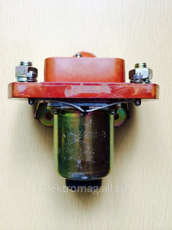Контактор КМ600Д-В Китай