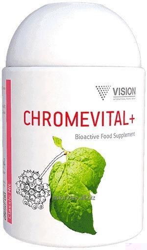 БАД Vision Хромвитал - снижение уровня сахара в крови