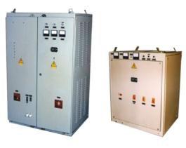 Выпрямители ТПЕ-200-460 У2.1, ТПЕ-100/100-460-1 У2.1 И ТПЕ-200/200-460-1 У2.1 для управления электродвигателем постоянного тока в электроприводах буровых станков с непосредственной установкой на них.
