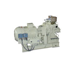 Buy Installations compressor EKPA-2/150 (EKPA) series. EKPA-2/150 High-pressure compressors are intended for forcing of air in cylinders and automatic maintenance of pressure in them within 150 kgfs/cm2 or 200 kgfs/cm2.