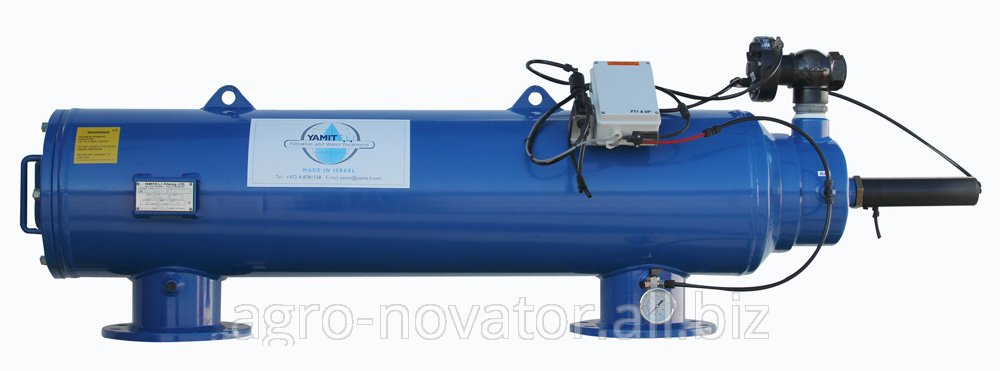 Buy Automatic self-washing out the YAMIT E.L.I filter. AF-800 series