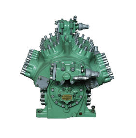 Buy Compressor 5PB36-2-024 (2FUBS12). It is intended for work as a part of the automated permanent and transport refrigeration units and conditioners. Type — piston bessalnikovy with the built-in electric motor.