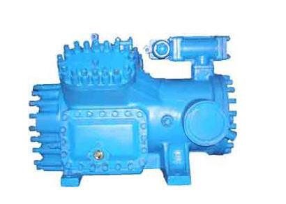 Купить Компрессоры 4ПБ14, 4ПБ20, 4ПБ28, 4ПБ35, 4ПБ36, 4ПБ50. Тип компрессора - холодильный, поршневой, непрямоточный, одноступенчатый, бессальниковый (полугерметичный) со встроенным электродвигателем, V-образный.
