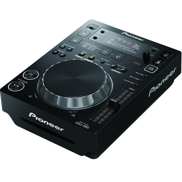 Купить Проигрыватель Pioneer CDJ-350 DJ-CD