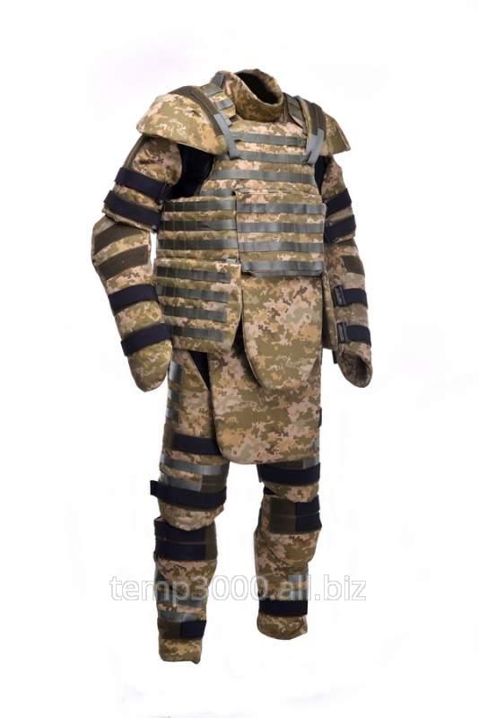 Модульный костюм «Корсар М3м»
