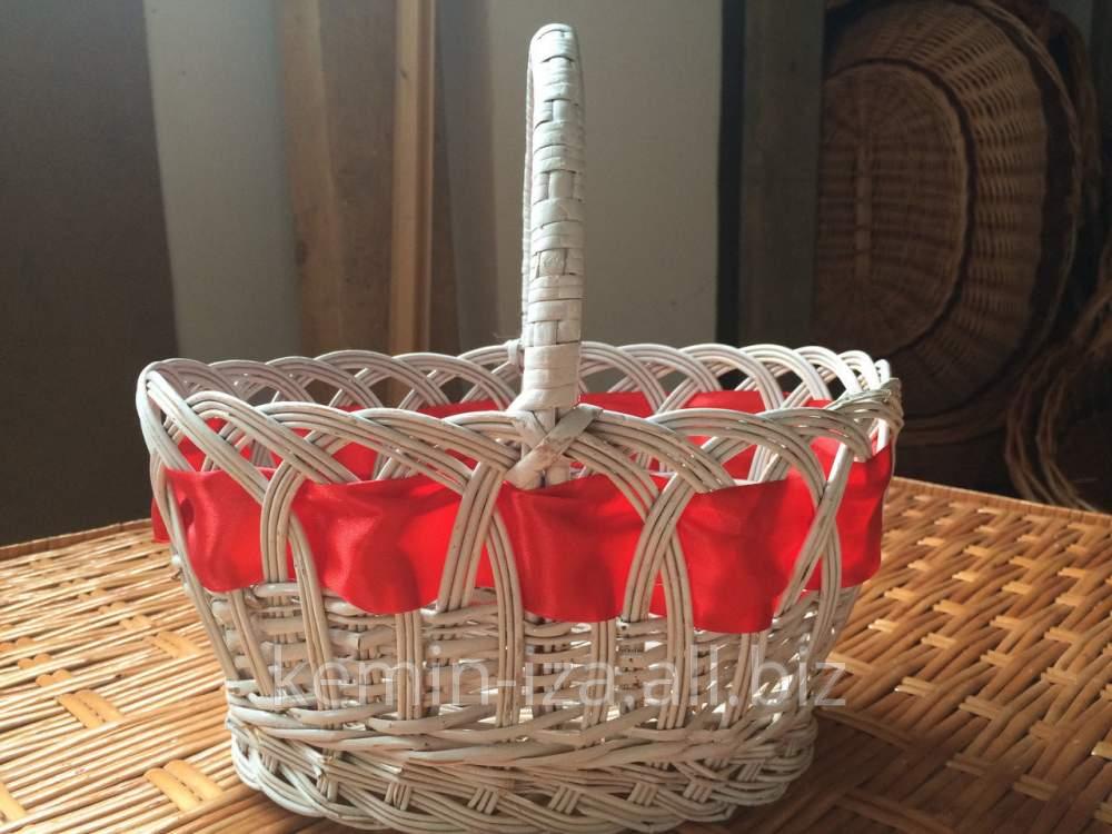 Как сделать корзинку для красной шапочки