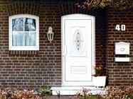 Купить Дверь пластиковая в загородный дом