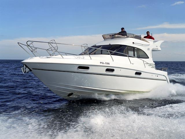 Buy Yacht motor Galeon 330
