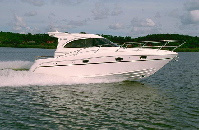 Buy Galeon 330 HT yach
