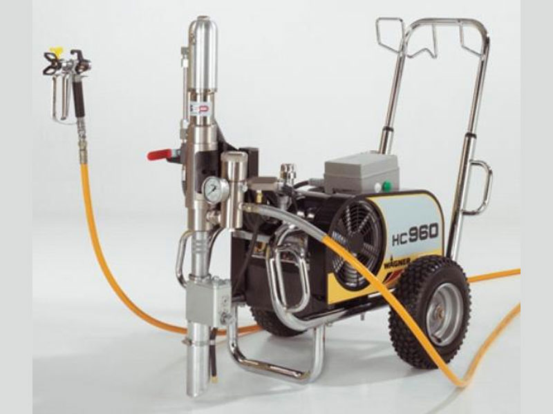 Buy Units piston airless painting WAGNER HeavyCoat 960E of SSP