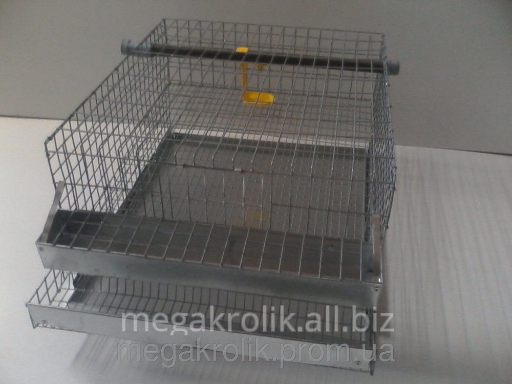 Клетка для перепелов КП