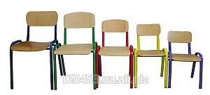 Кресло ученическое 1-6 группа