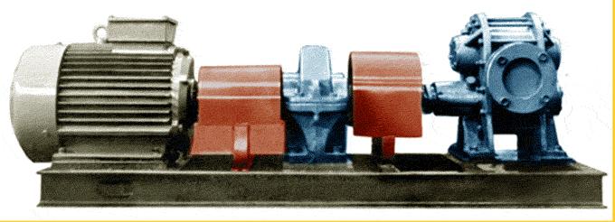 Купить Насос шестеренный П6-ППВ (П6ППВ) для перекачивания патоки на предприятиях сахарной промышленности