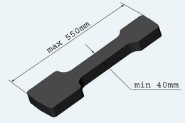Купить Поковка прямоугольная в плане тяги