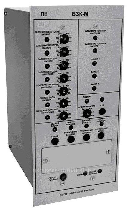 Купить Микропроцессорный блок защиты котла БЗК-М