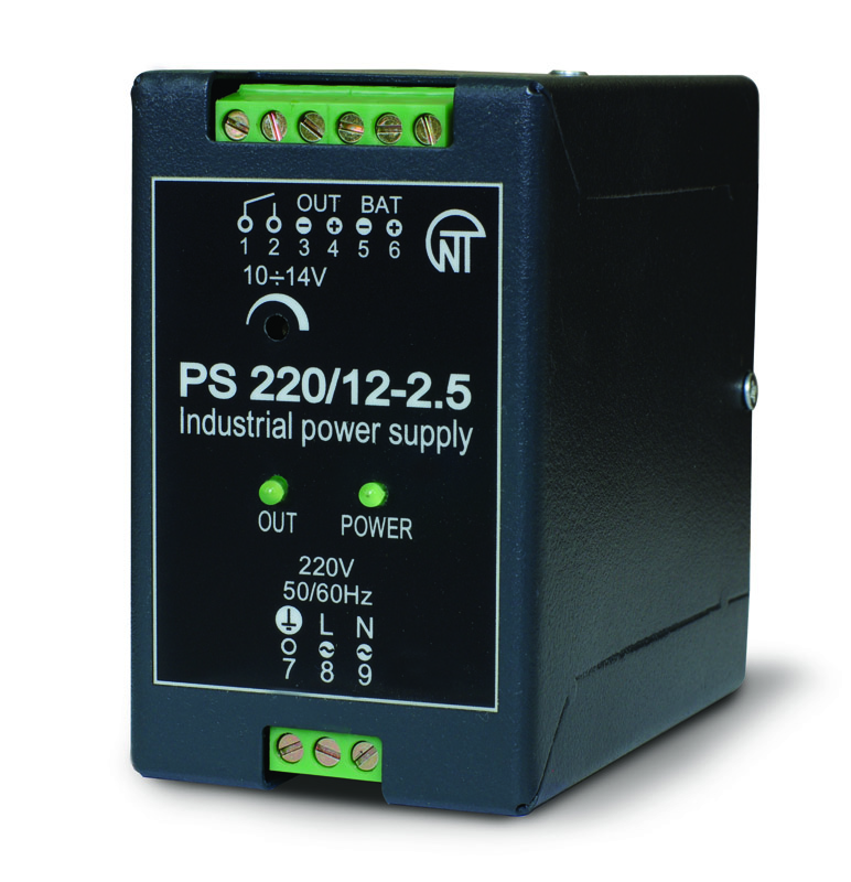 Блок питания PS-220/12-2,5