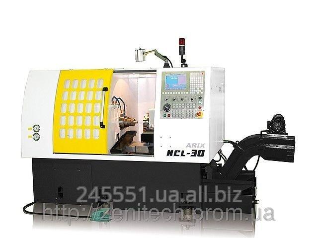 Купить Токарные станки по металлу с ЧПУ Arix серии NCL