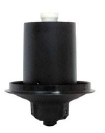 Арматура світильника OPS-70 Е27 фланец 180 мм Rosa