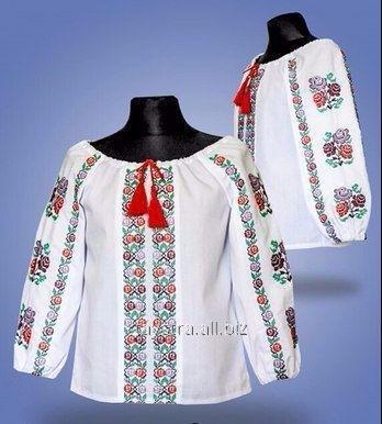 Сорочка вишиванка для дівчинки купить в Черновцах 79ab6f50bfe16