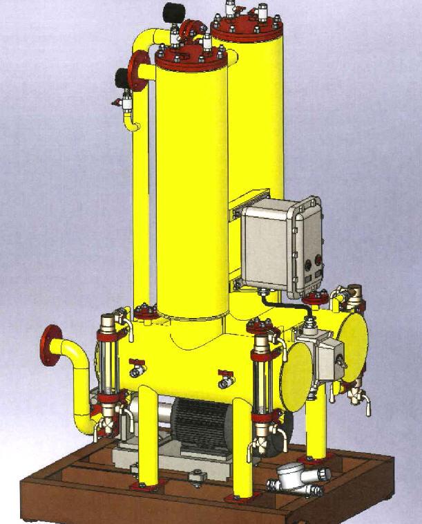 Фильтры для микрофильтрации нефтепродуктов