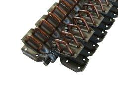 Замки G 2001 для стыковки конвейерных лент толщиной от 5 до 7 мм