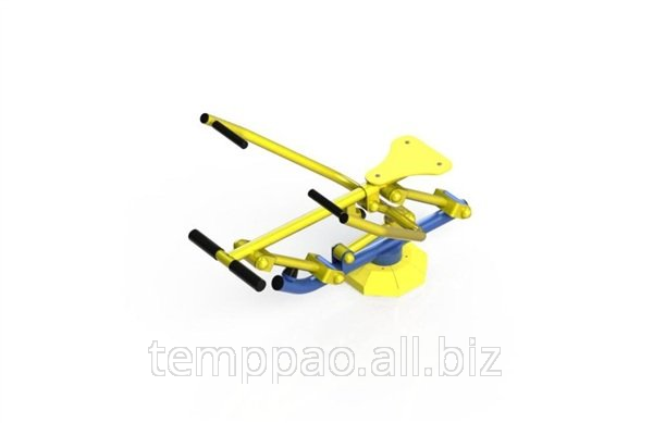 Гребной тренажер ТР-03
