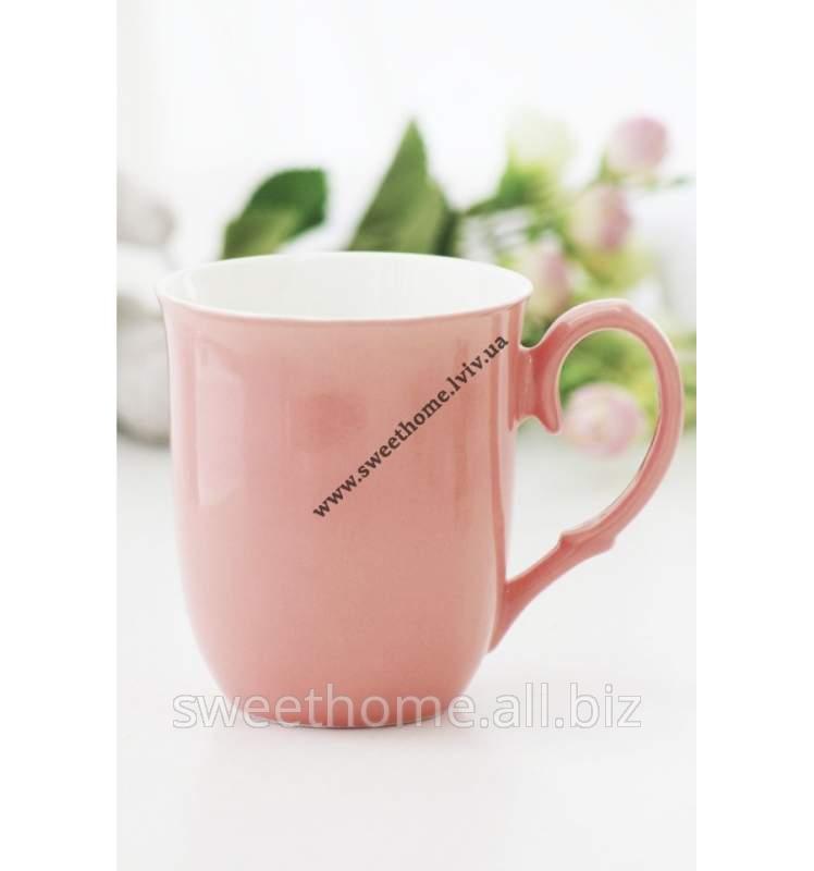 Buy Mug of terracotta color