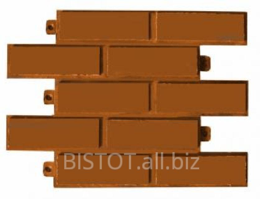 Полимерпесчаная фасадная плитка Бистот
