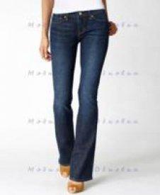 Купить Джинсы Levi's® boot cat - женские джинсы для похудения