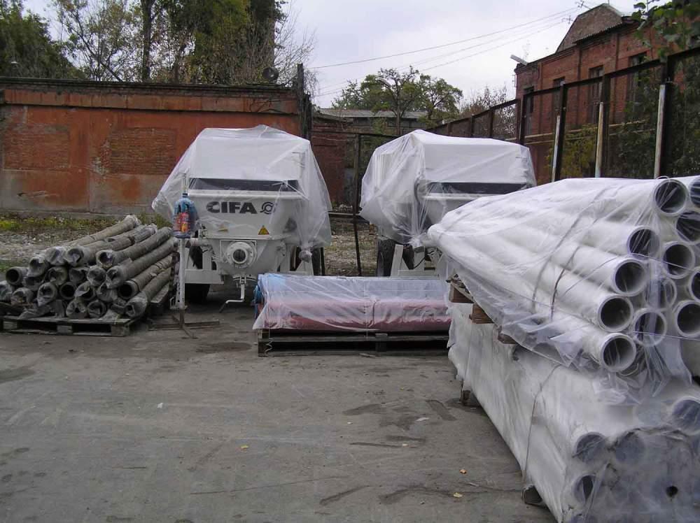 Предлагаем Манжеты уплотнительные для бетоноводов