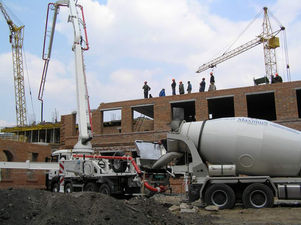 Запчасти для бетононасосов, запчасти для автобетононасосов бетономиксеров
