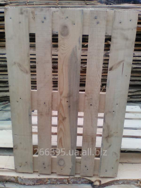 Европоддоны деревянные, 2 сорт