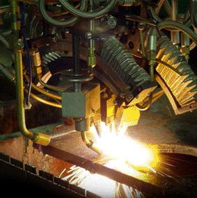 Купити Струмопровідні наконечники для напівавтоматів (М6, М8, М10) під зварювальний дріт будь-якого діаметра