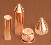 Купити Струмопровідні наконечники для напівавтоматів (М6, М8, М10), дріт будь-якого діаметра