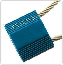 Номерное запорно-пломбировочное устройство ЗПУ Росток-М 1000мм