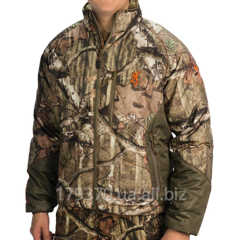 Куртка охотничья утепленная Browning Hells Canyon PrimaLoft® Jacket