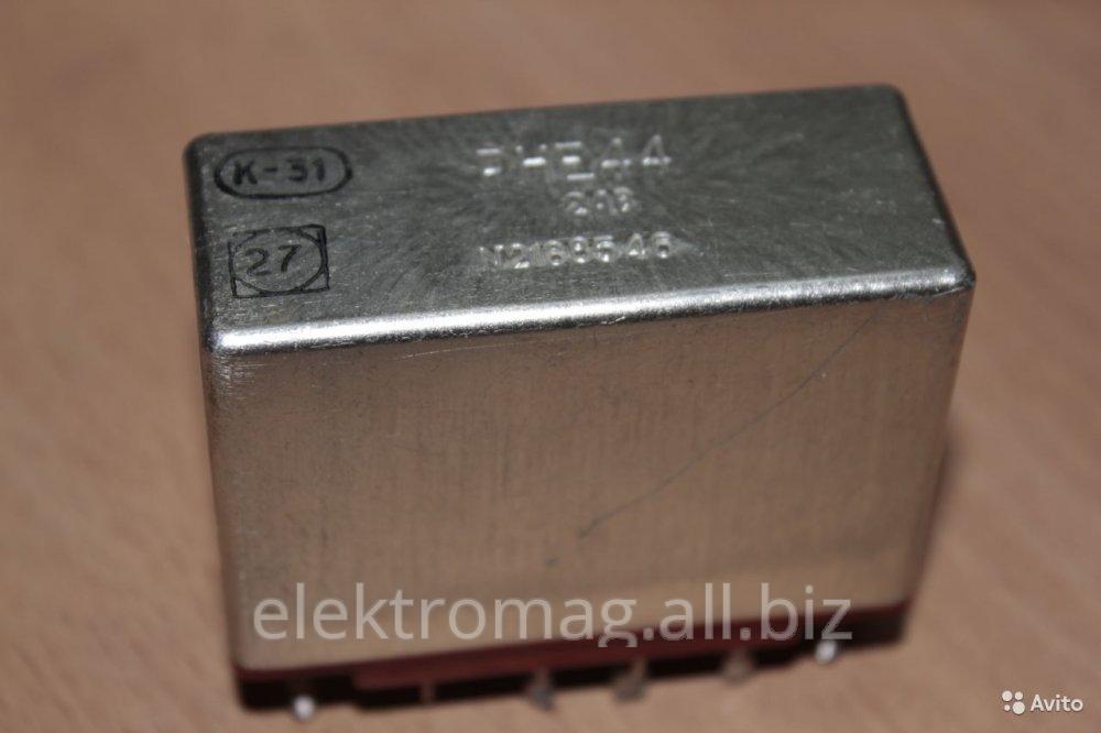 Реле промежуточное РНЕ-44 24В