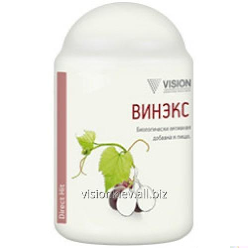 БАД Vision Винэкс (Vinex) - поддерживает работу сердца и сосудов