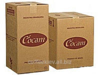 Натуральный кофе Cocam (Бразилия), сублимированный 25 кг.