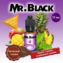 Купить Е-жидкость Мр.Блек (15мл)